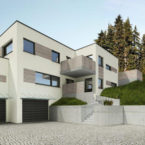 dom w norwegii design