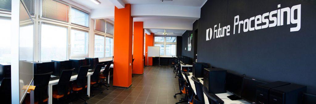 sala na politechnice śląskiej