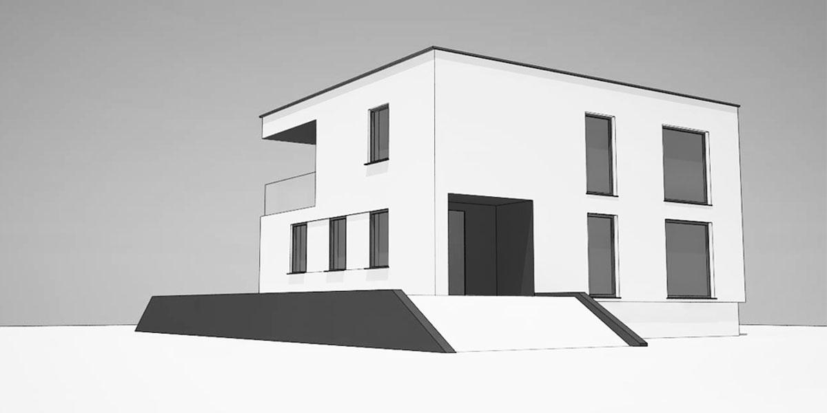przebudowa domu projekt architekt