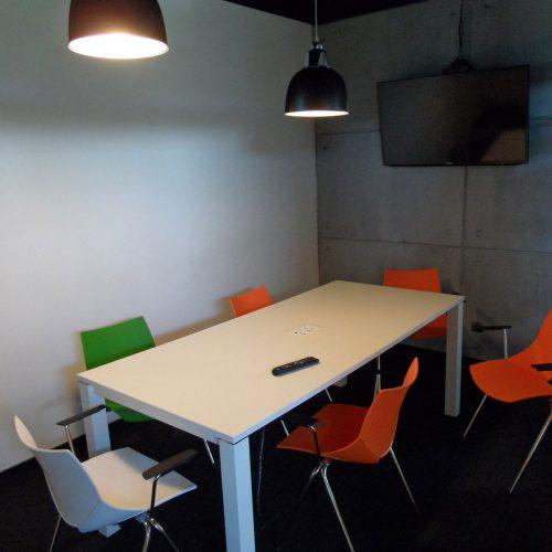 biurowiec wnętrza projekt miejsce spotkań