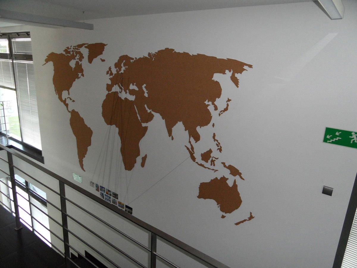biurowec wnętrza projekt