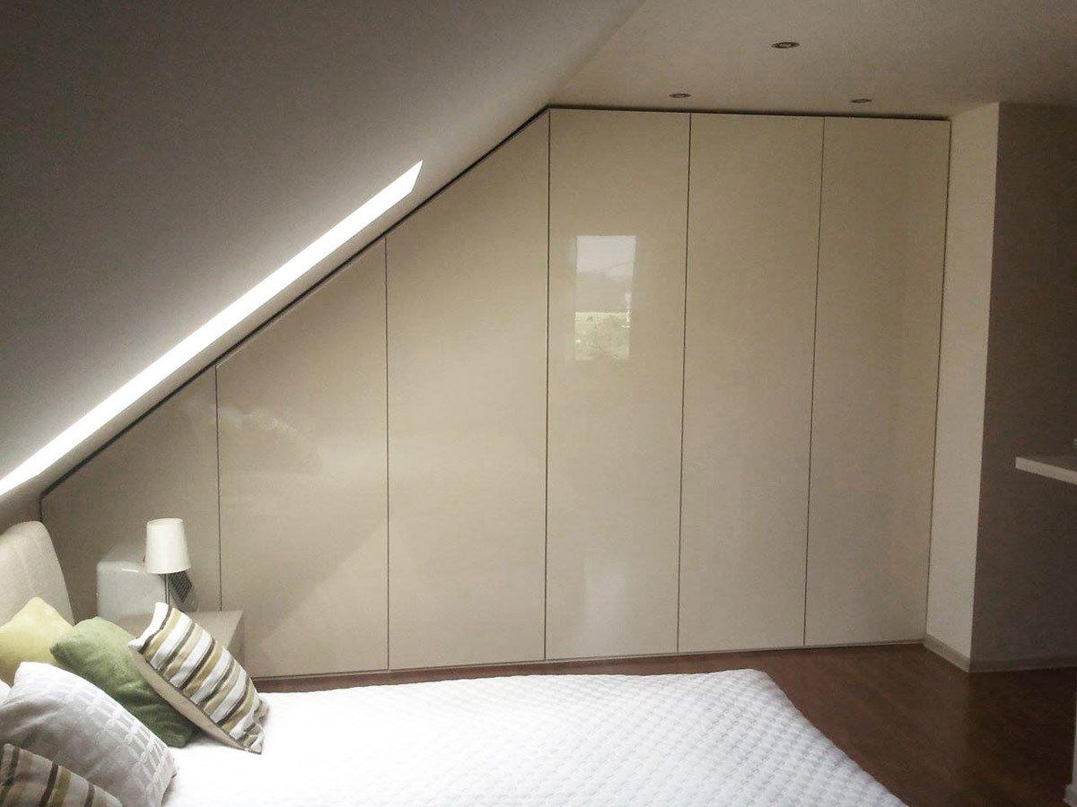 sypialnia projekt wnętrz biuro projektowe