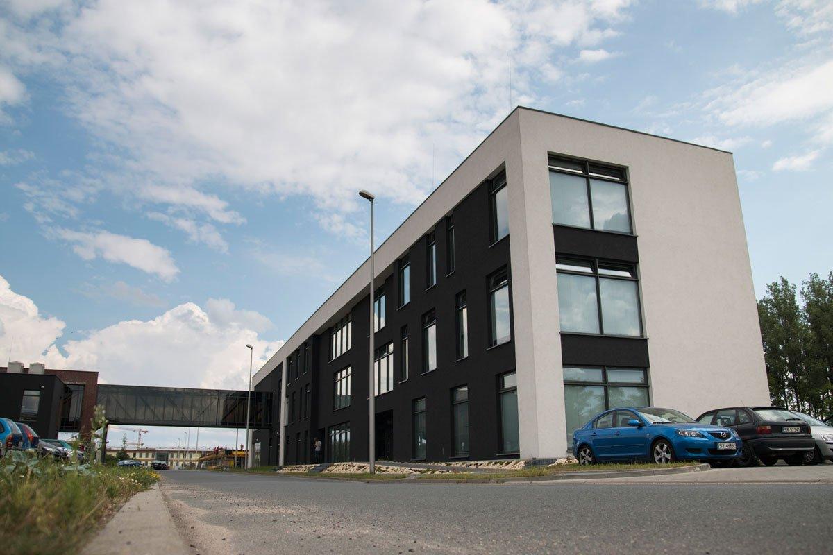 biurowiec realizacja architekt Śląsk