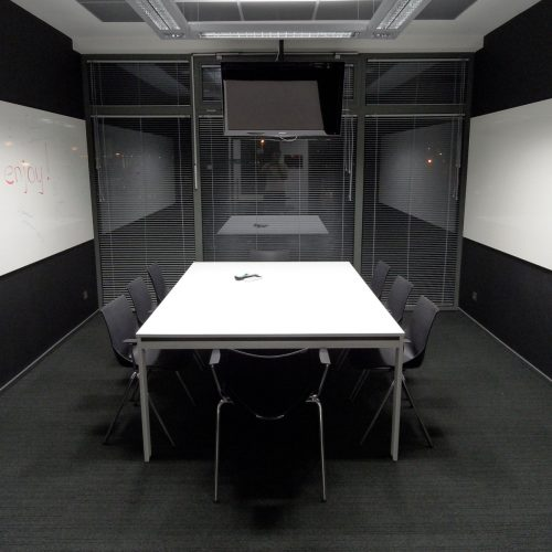 sala konferencyjna wnętrza projekt architekt