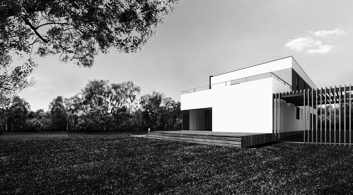 dom w bojkowie design