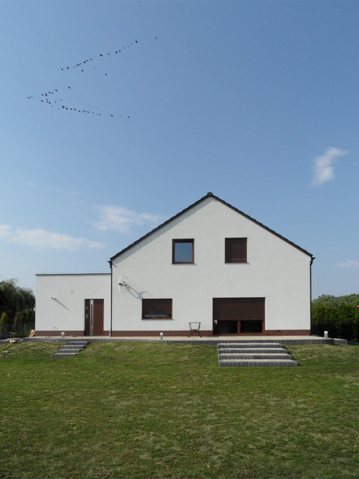 dom jednorodzinny w Bojkowie