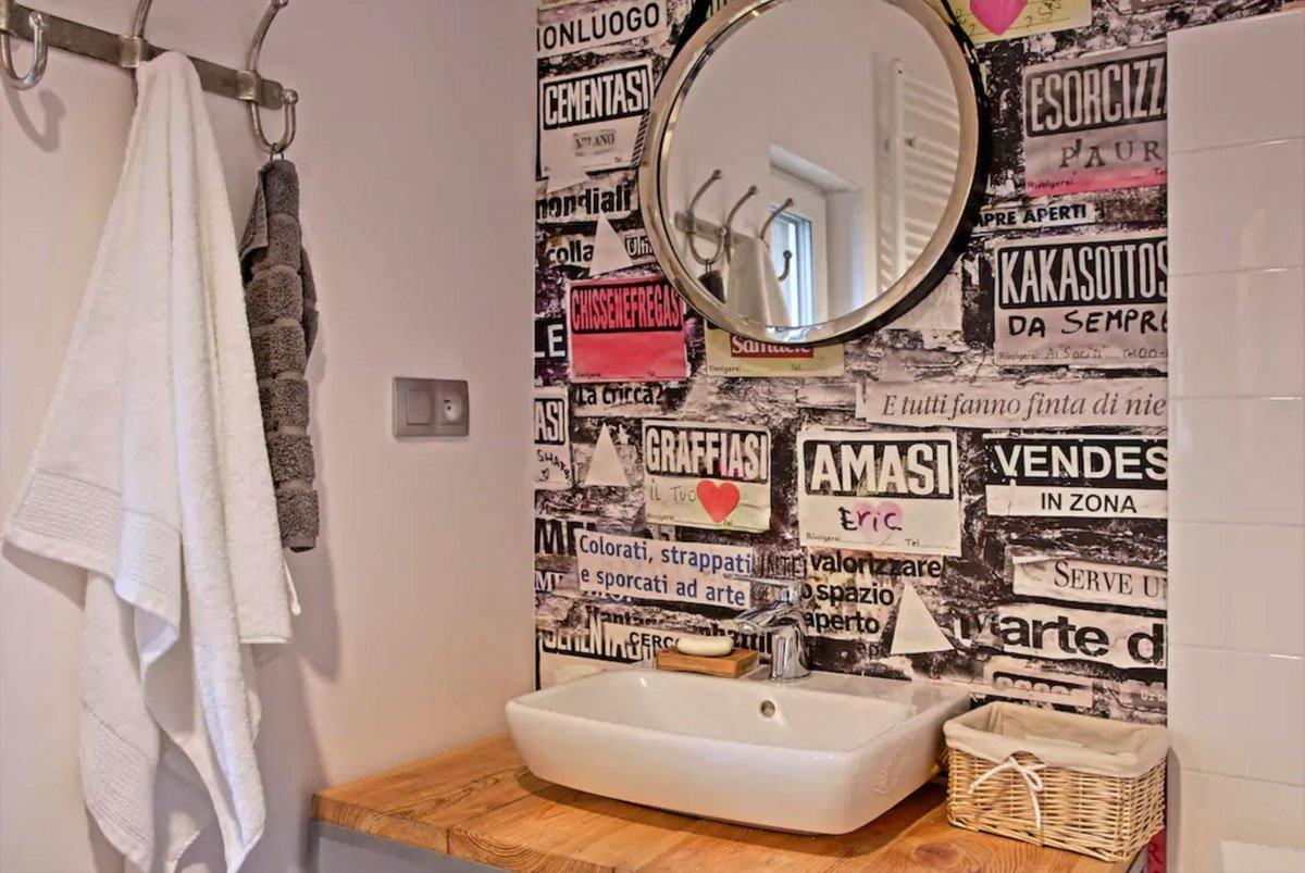 nowoczesna łazienka projekt architekt Gliwice