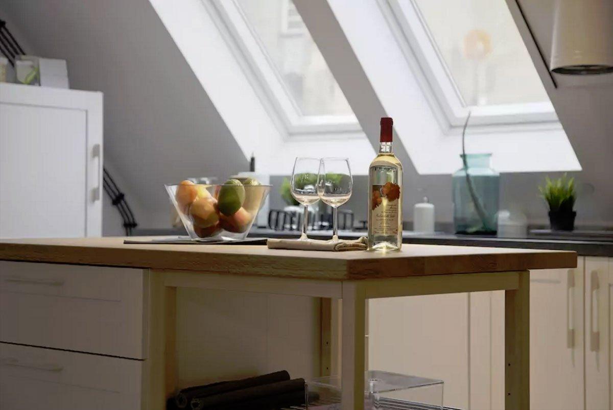 projekt kuchni MFA Studio