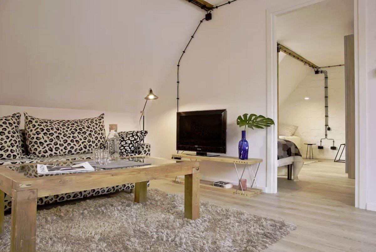 projekt wnętrz salon architekt Gliwice