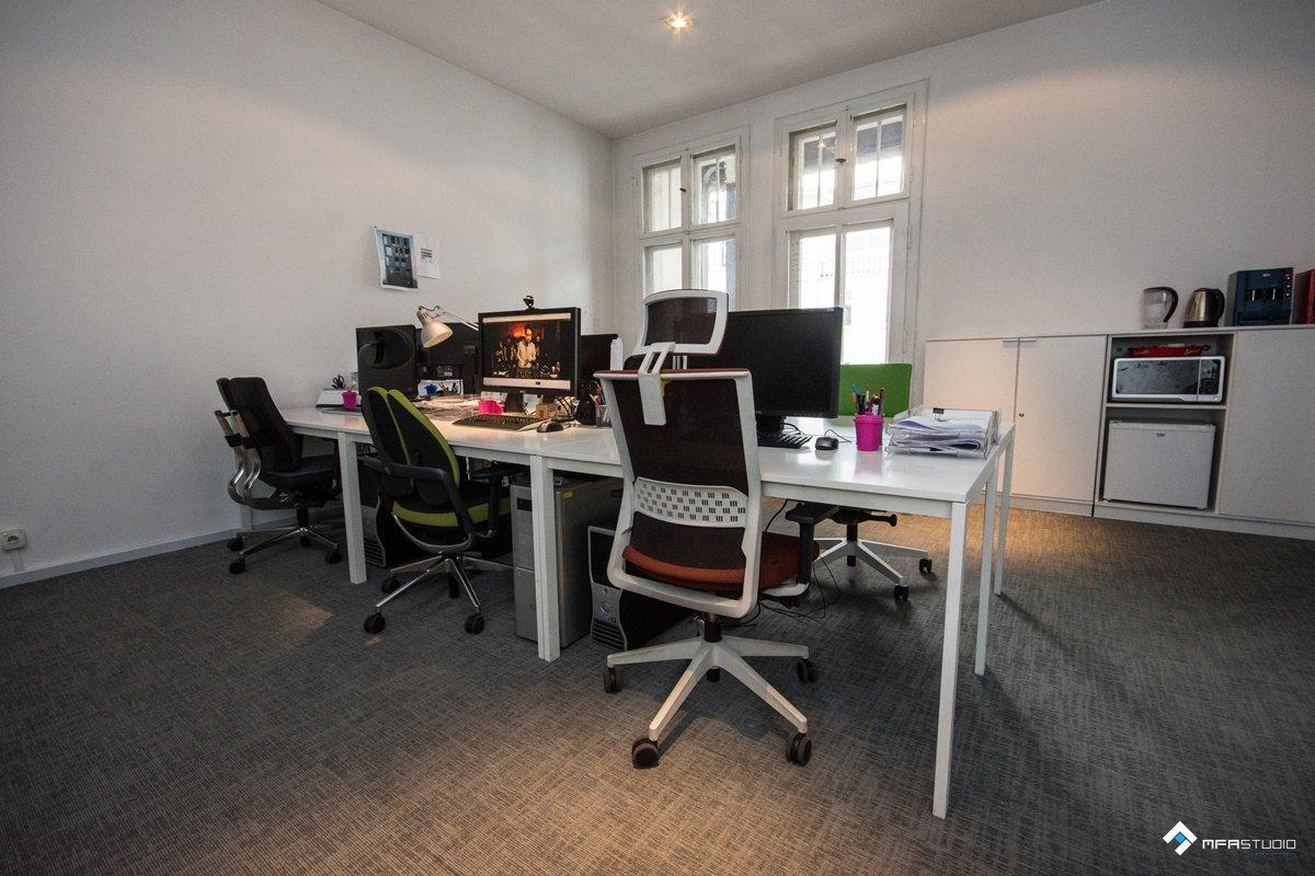 projekt biura Gliwice