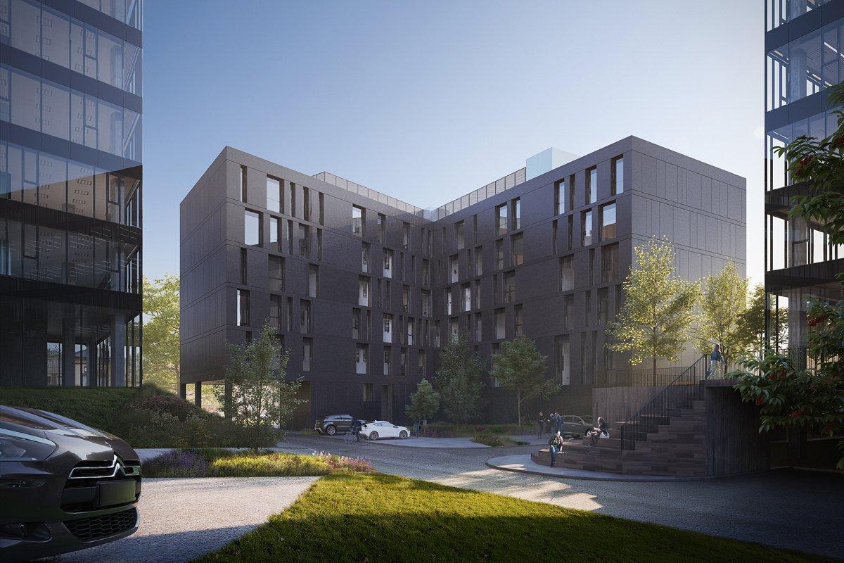 projekt hotelu architekt Gliwice