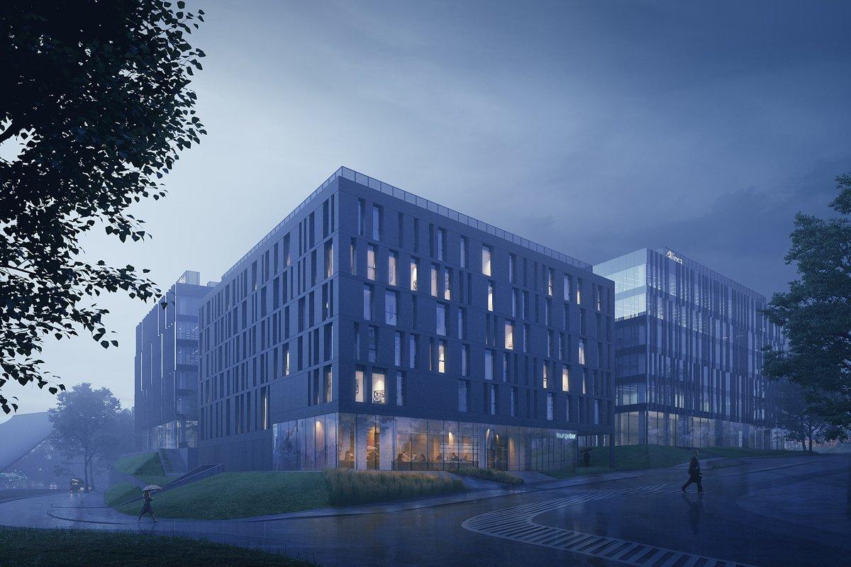 projekt hotelu architekt