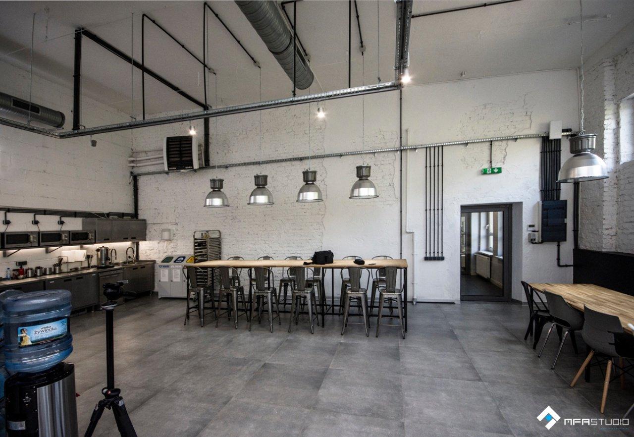projekt stołówki architekt Gliwice