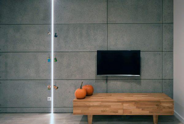 projekt salonu - MFA Studio