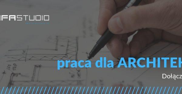 Praca dla architekta