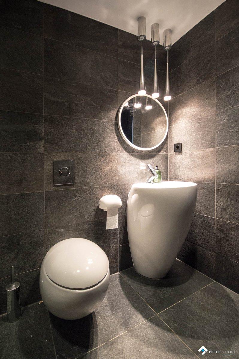 Projekt łazienki MFA Studio